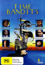Time Bandits - Peter Vaughan