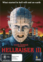Hellraiser III : Hell On Earth - What Began In Hell Will End On Earth - Paula Marshall
