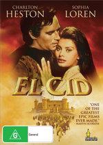 El Cid - Sophia Loren