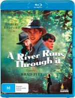 A River Runs Through It - Tom Keritt