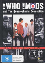 The Who The Mods And The Quadrophenia Connection : Under Review - Pete Townsend