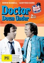 Doctor Down Under - Joan Bruce