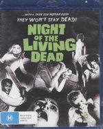 Night of the Living Dead : With A Taste For Human Flesh, They Won't Stay Dead! - Kyra Schon