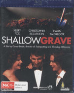 Shallow Grave - Robert David MacDonald