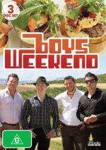 Boys Weekend - Manu Feildel