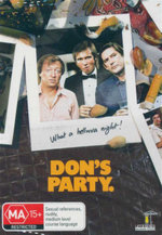 Dons Party : What A Helluva Night