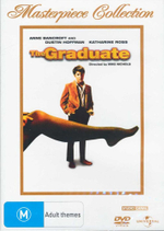 The Graduate : Masterpiece Collection - Dustin Hoffman,