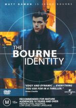 The Bourne Identity - Matt Damon