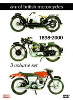 A-Z Of British Motorcycles 1898-2000