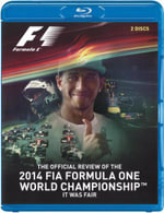The Official Review of the 2014 FIA Formula One World Championship - It Was Fair
