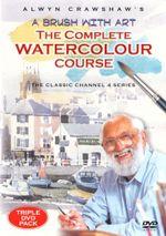 A Brush with Art : The Complete Watercolour Course (Alwyn Crawshaw) - Alwyn Crawshaw
