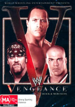 WWE Vengeance - Quick and Merciless