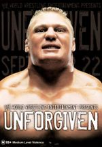 WWE Unforgiven - Undertaker