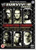 WWE : Survivor Series : Elimination Chamber : World Heavyweight Championship 2002