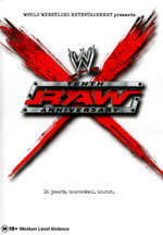Raw 10th Anniversary : 10 Years Uncooked, Uncut : WWE - Mark Calaway