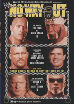 No Way Out 2003 : WWE - The Rock