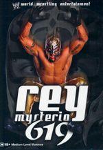 Rey Mysterio 619 : WWE - Rey Mysterio