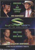 Summerslam 2004 : Let The Games Begin