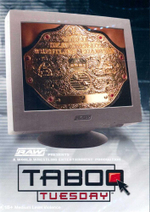 Taboo Tuesday 2004 : WWE - Randy Orton