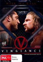 Vengeance 2005 - Hell In a Cell : WWE - John Cena