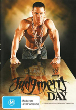 Judgement Day 2005 : WWE - John Cena