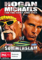 Summerslam 2005 : WWE - Hogan