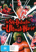 The Self Destruction Of The Ultimate Warrior : WWE - Macho King Randy Savage
