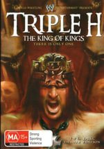 Triple H - The King of Kings : There is Only One : WWF/WWE - Mankind