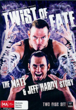 Twist of Fate : The Matt and Jeff Hardy Story : WWE - Matt Hardy