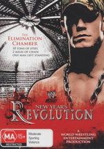 New Years Revolution 2006 : WWE