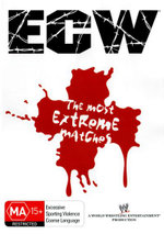 ECW : The Most Extreme Matches : WWE - Tazz