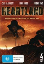Heartland (1994) (4 Disc Set) - Jeremy Simms
