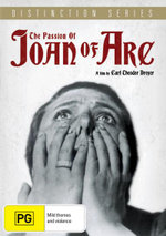 The Passion of Joan of Ark : Distinction Series - Jacques Arnna