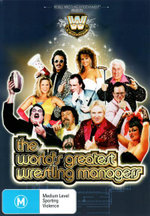The World's Greatest Wrestling Managers : WWE - Jim Cornette