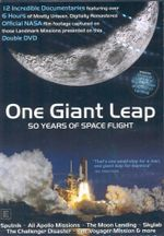 One Giant Leap : 50 Years of Space Flight (2 Disc Set)