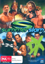 SummerSlam DX : WWE - D-Generation X