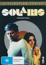 Solaris : Distinction Series : 2 Disc Set - Natalya Bondarchuk