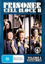 Prisoner Cell Block H : Volume 2 - Episodes 17 - 32 - Elspeth Ballantyne