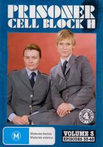 Prisoner Cell Block H : Volume 3 - Episodes 33 - 48 - Collette Mann