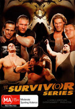 Survivor Series 2006 : WWE - D-Generation X