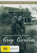 Grey Gardens : Distinction Series - David Maysles