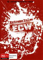 ECW : Extreme Rules : WWE - Masato Tanaka