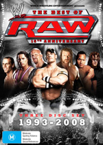 The Best of Raw - 15th Anniversary 1993 - 2008 : WWE - Brian Pillman