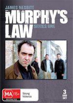 Murphy's Law : Series 1 - Elisabeth Dermot-Walsh