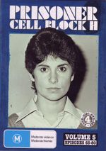 Prisoner Cell Block H : Volume 5 - Episodes 65 - 80 - Sheila Florence