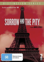 Sorrow And The Pity : Distinction Series : 2 Disc Set - Marcel Ophuls