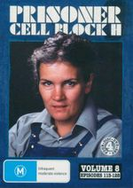 Prisoner Cell Block H : Volume 8 - Episodes 113 - 128 - Ian Gilmour