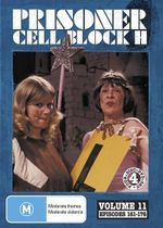 Prisoner Cell Block H : Volume 11 - Episodes 161 - 176 - Jane Clifton