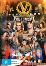 Vengeance : Night Of Champions : WWE - John Cena