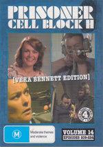 Prisoner Cell Block H : Volume 14 - Episodes 209 - 224 - Susannah Fowle